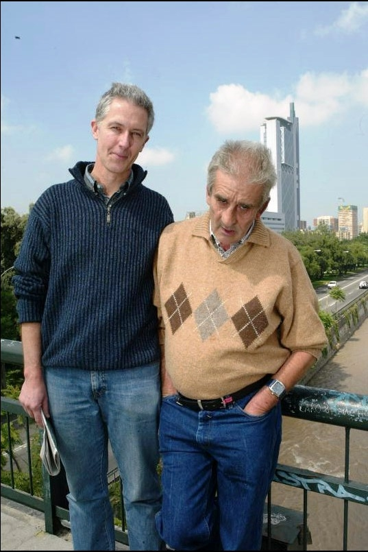 Panero y Bruno. Chile, 2004