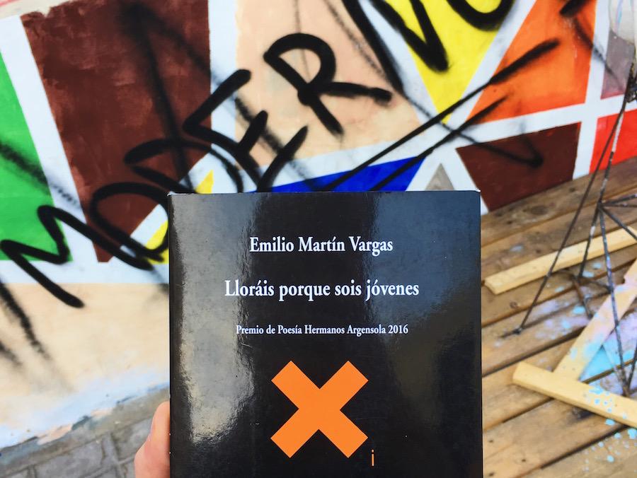 Lloráis porque sois jóvenes, de Emilio Martín Vargas.