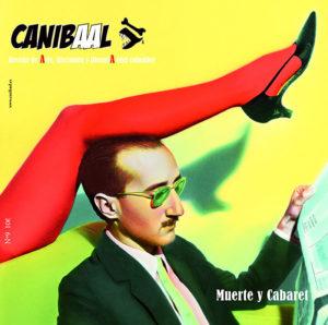 Revista Canibaal Nº9 Muerte y Cabaret